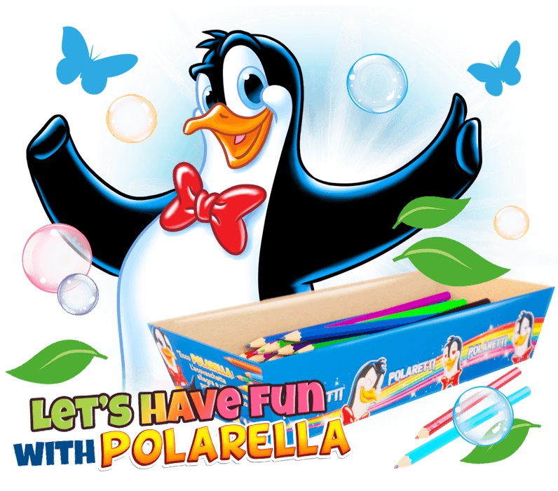 Let's have fun with POLARELLA