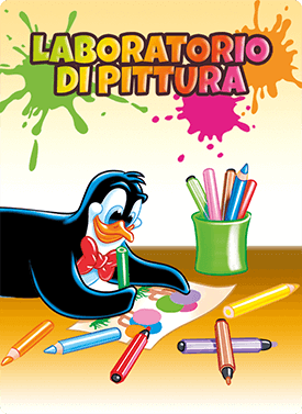Laboratorio di Pittura
